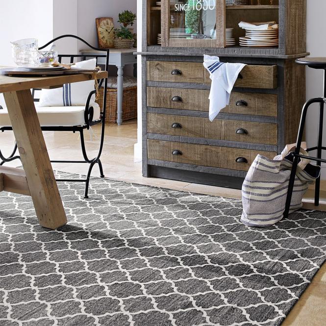 teppich tilton landhaus look. Black Bedroom Furniture Sets. Home Design Ideas