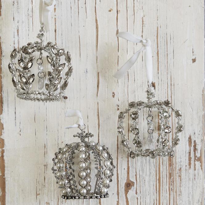 Weihnachten Silber Kunststoff Christbaumschmuck Online Kaufen