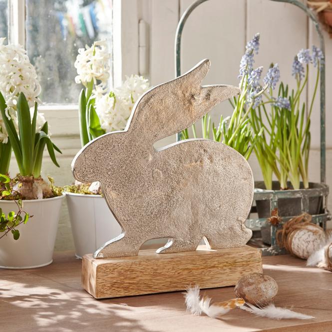 Deko-Hase Bunny