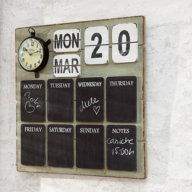 Wandkalender Ripley