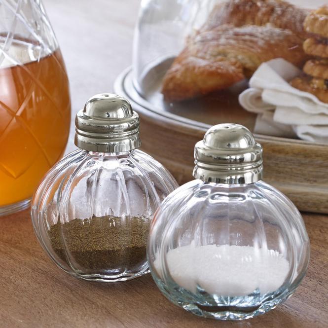 Salz- und Pfefferstreuer Damblain