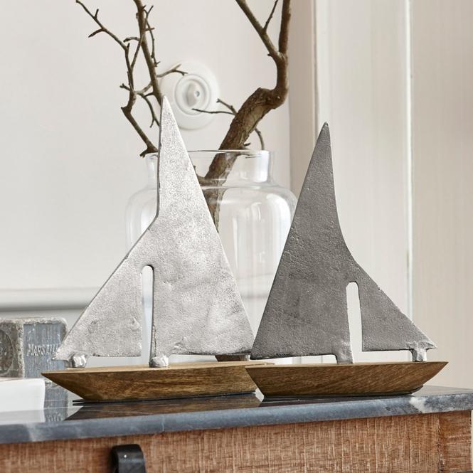 Dekoschiffe 2er-Set St. John