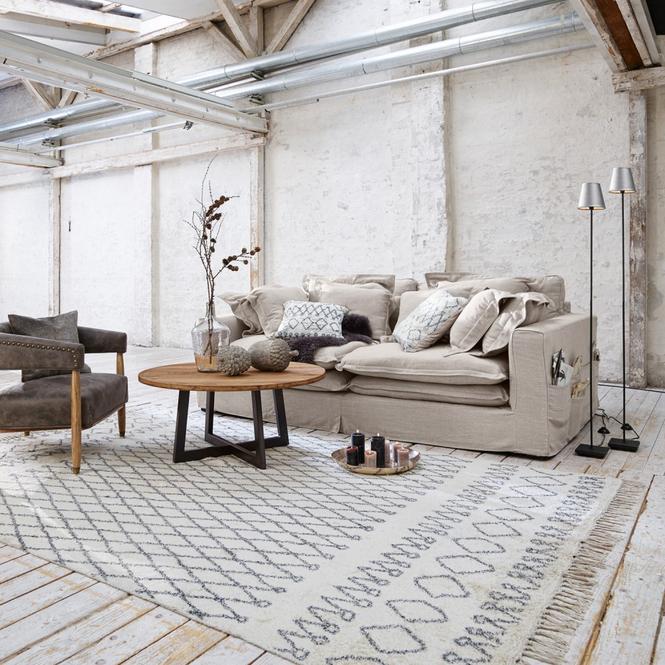 Teppich Lonnie  Landhaus Look