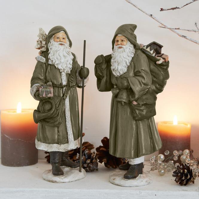 Weihnachtsmann 2er Set Jonael