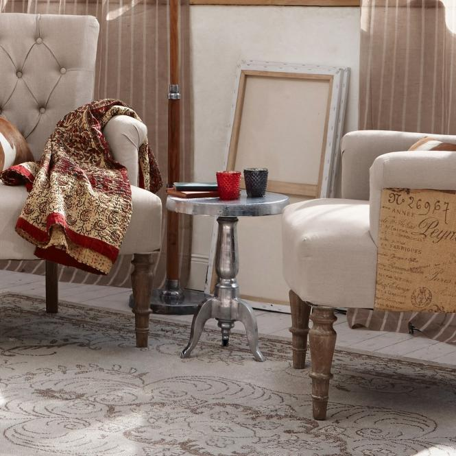 beistelltisch eddie loberon coming home. Black Bedroom Furniture Sets. Home Design Ideas