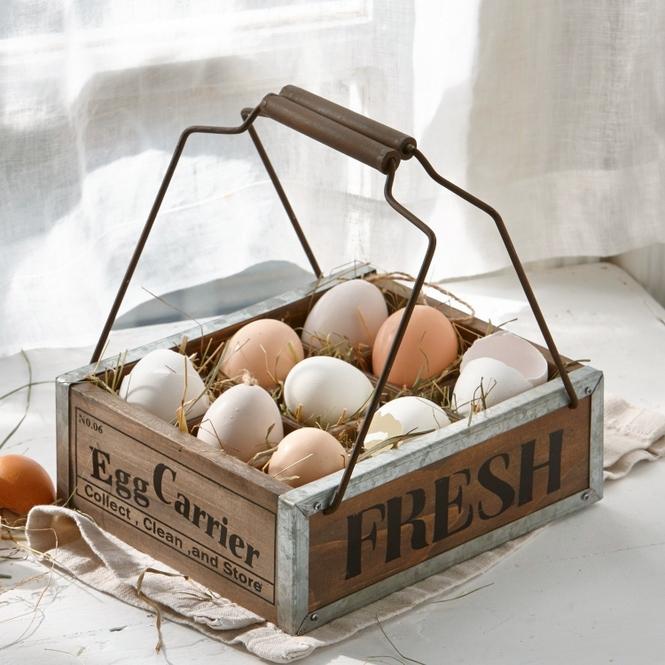 Eierkorb Egg Carrier