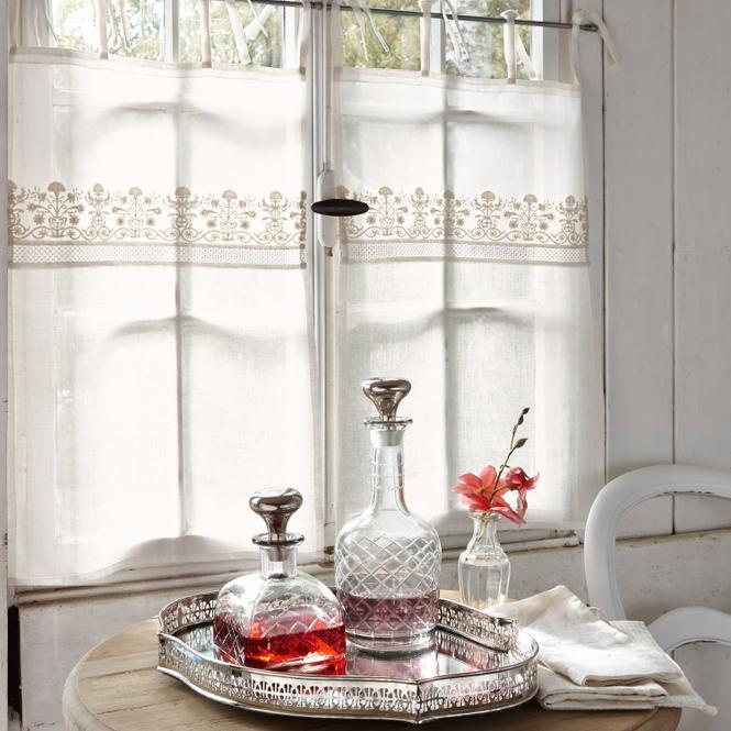 58 baumwolle scheibengardinen online kaufen m bel suchmaschine. Black Bedroom Furniture Sets. Home Design Ideas