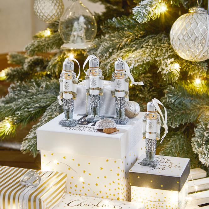 Weihnachten Creme 100 Polyresin Christbaumschmuck Online Kaufen