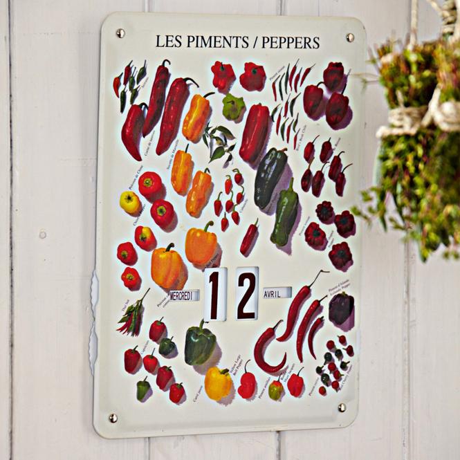 kalender peppers loberon coming home. Black Bedroom Furniture Sets. Home Design Ideas