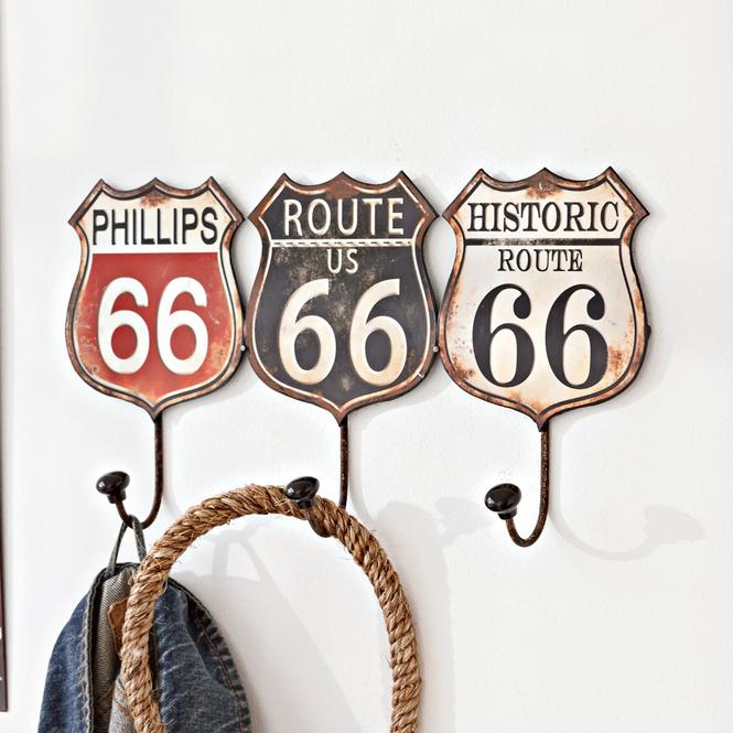 Haken Route 66