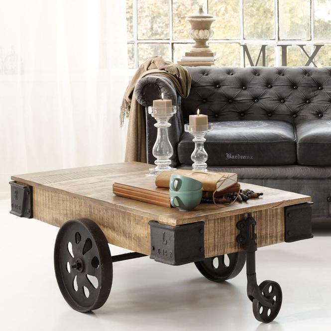 couchtisch bakersfield loberon coming home. Black Bedroom Furniture Sets. Home Design Ideas