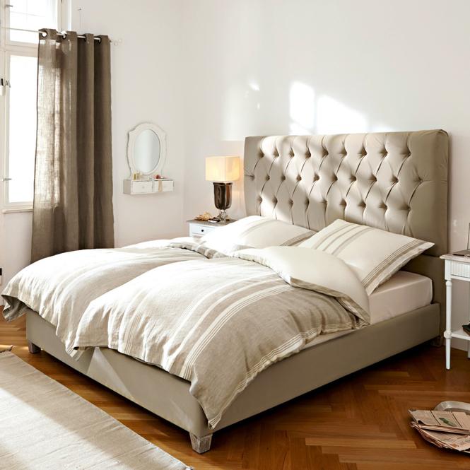 bett benton loberon coming home. Black Bedroom Furniture Sets. Home Design Ideas