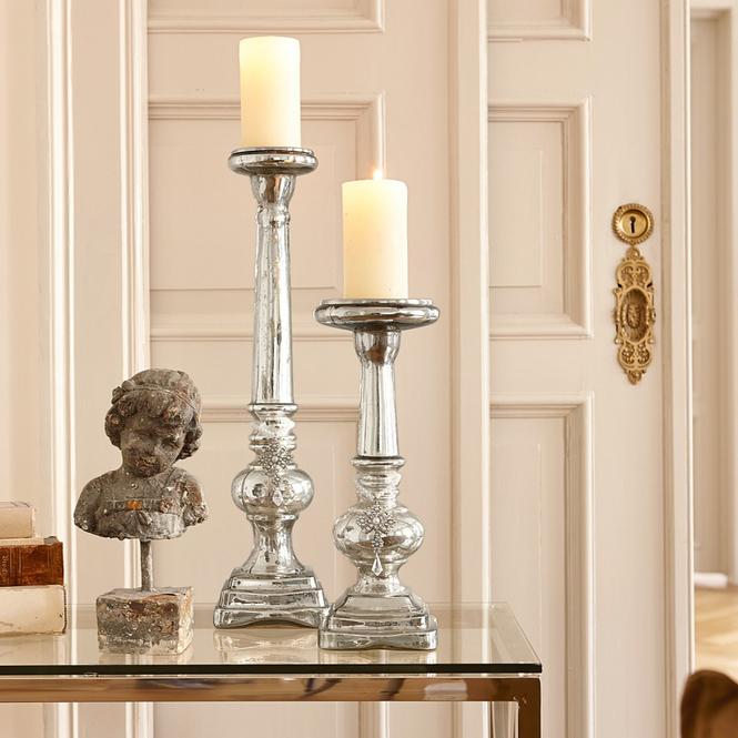 Kerzenst�nder 2er-Set Charlene