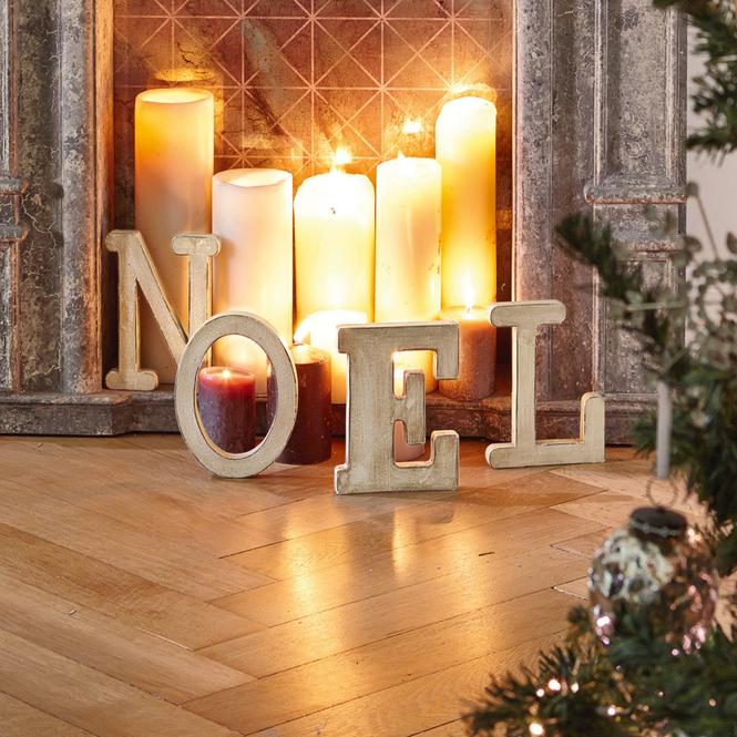 Buchstaben NOEL Letters