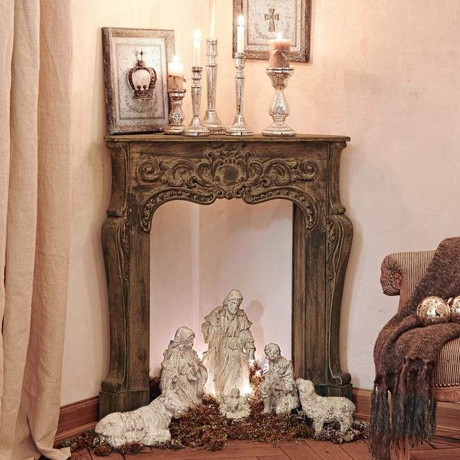 kaminkonsole emporia loberon coming home. Black Bedroom Furniture Sets. Home Design Ideas