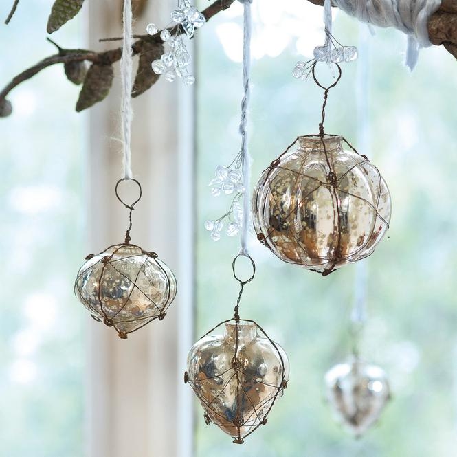 weihnachtsschmuck 3er set clarisse loberon coming home. Black Bedroom Furniture Sets. Home Design Ideas