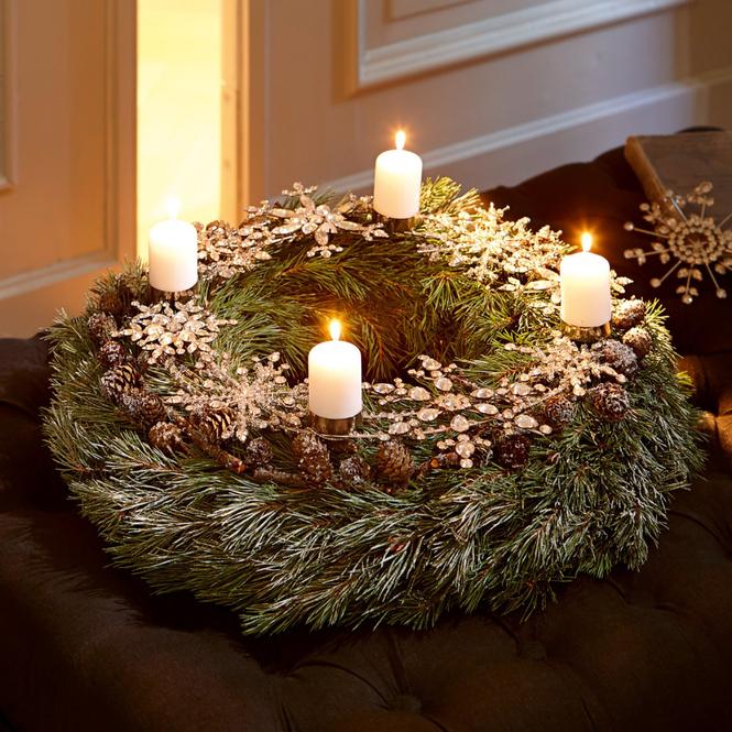 Kerzenkranz Filbert
