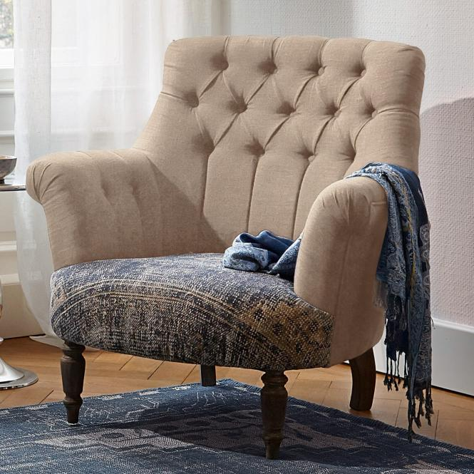 sessel mclean loberon coming home. Black Bedroom Furniture Sets. Home Design Ideas