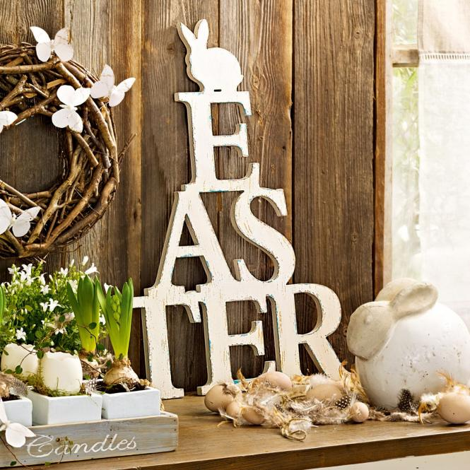 Wandornament Easter
