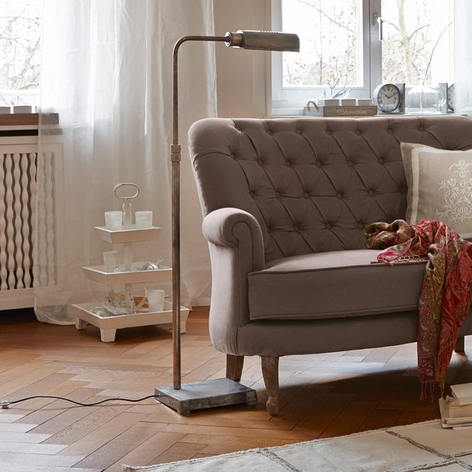 stehlampe boston loberon coming home. Black Bedroom Furniture Sets. Home Design Ideas