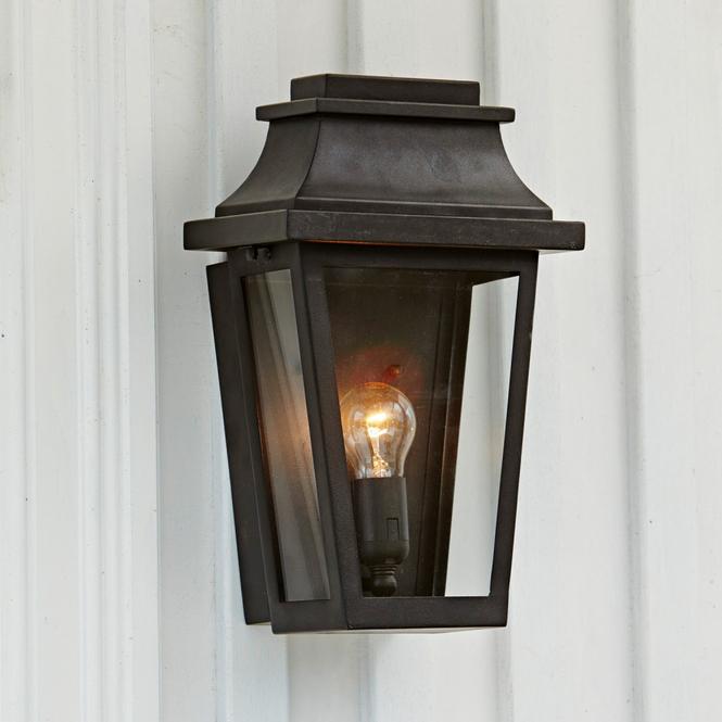 Au�enwandlampe Toledo