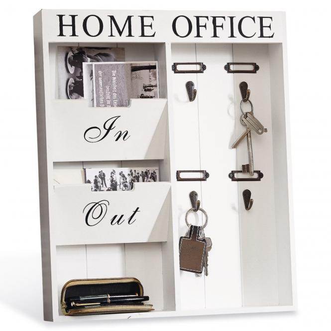wandorganizer wilkin loberon coming home. Black Bedroom Furniture Sets. Home Design Ideas