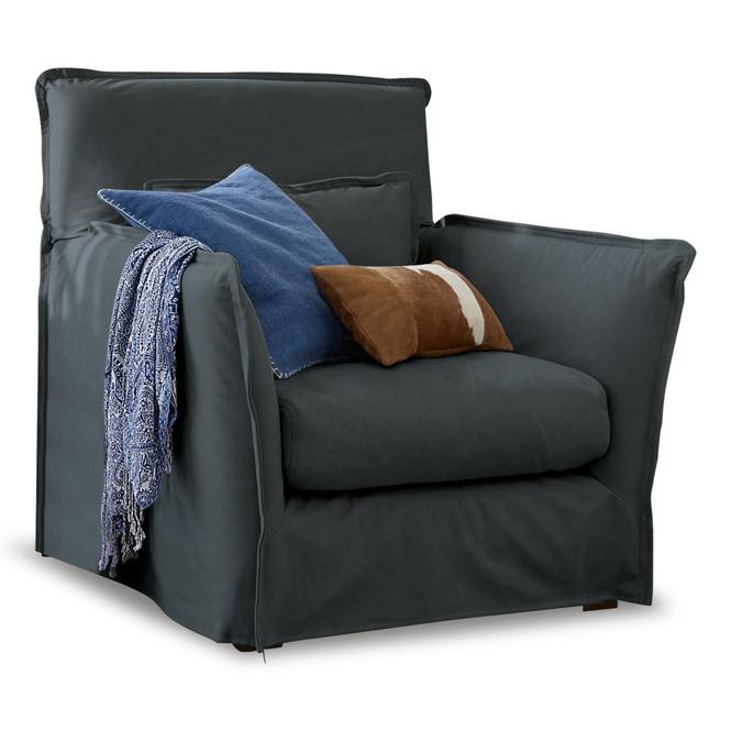 sessel lenox loberon coming home. Black Bedroom Furniture Sets. Home Design Ideas