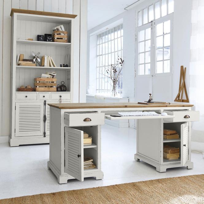 Schreibtisch Belleplain | Büro > Bürotische | LOBERON DE