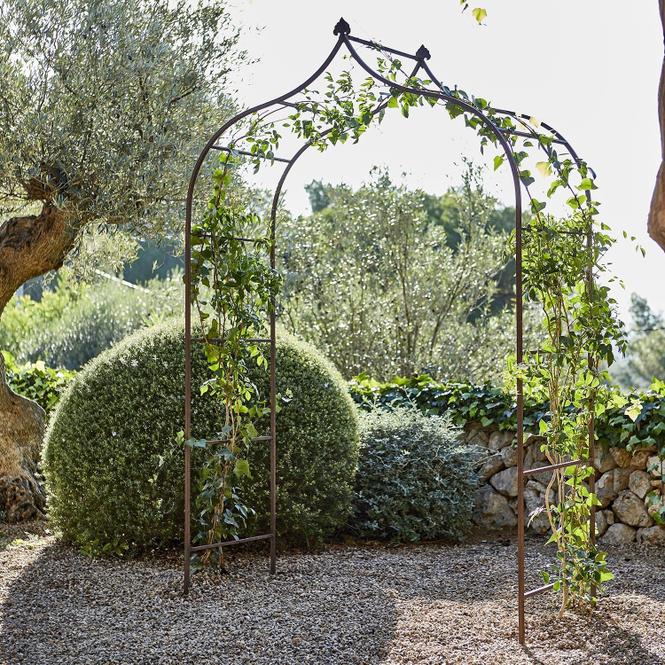 Rosenbogen Dimarus | Garten > Pflanzen > Pflanzkästen | Braun | Eisen | Accessoires | Garten- & Rankhilfen