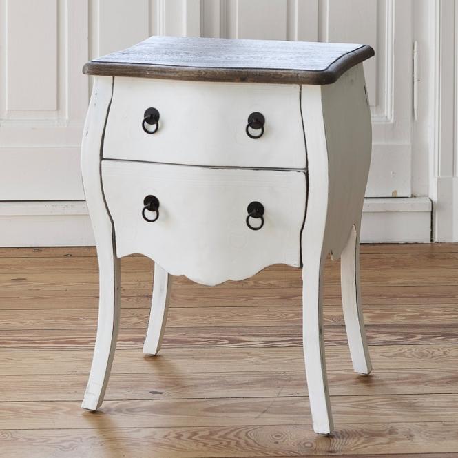 Konsole Jaillon | Wohnzimmer > Tische > Konsolentische | Antikweiß | Erlenholz -  eichenholz -  tannenholz -  furnierschichtholz | Möbel | Beistelltische