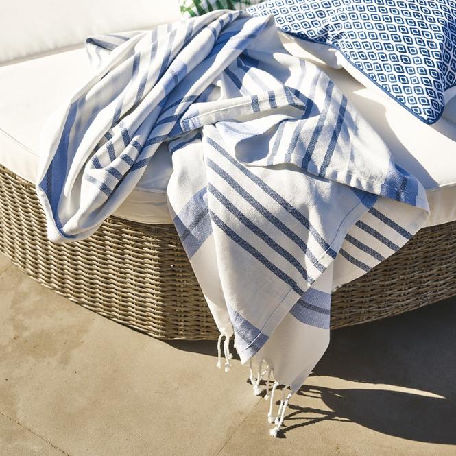 Strandtuch Ilsa | Bad > Handtücher > Saunatücher | Accessoires | Textilien | Kissen & Plaids