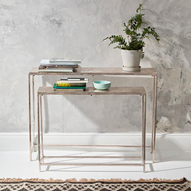 Konsole 2er Set Bingley | Wohnzimmer > Tische > Konsolentische | Möbel | Kommoden & Konsolen | Konsolen