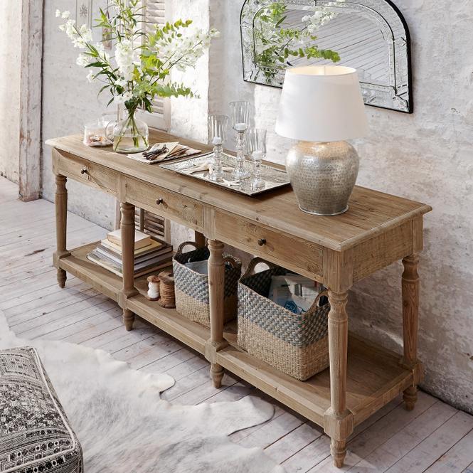 Konsole Misérieux | Wohnzimmer > Tische > Konsolentische | LOBERON DE