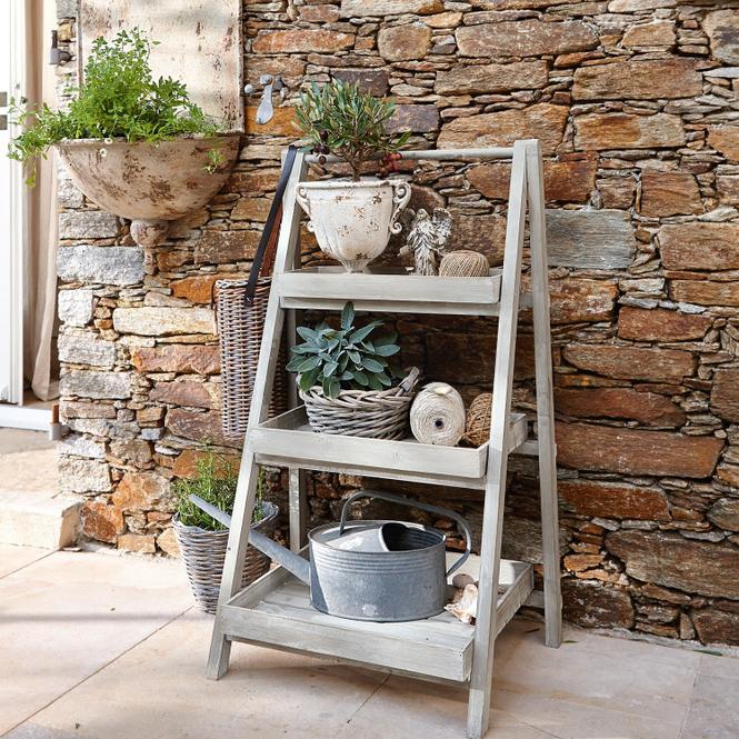 Pflanzentreppe Étape | Dekoration > Dekopflanzen | Grau | Möbel | Gartenmöbel | Pflanztische
