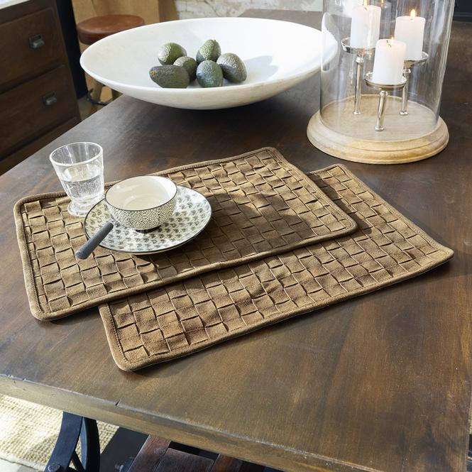 Platzset 2er Set Blackville | Heimtextilien > Tischdecken und Co > Platz-Sets | LOBERON DE