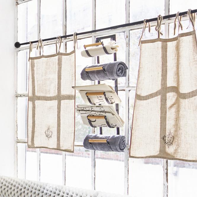 Scheibengardine Tartilly | Heimtextilien > Gardinen und Vorhänge > Scheibengardinen | LOBERON DE
