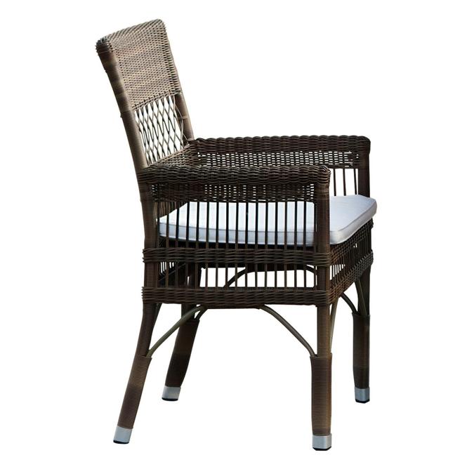 stuhl mit armlehne taunton loberon coming home. Black Bedroom Furniture Sets. Home Design Ideas