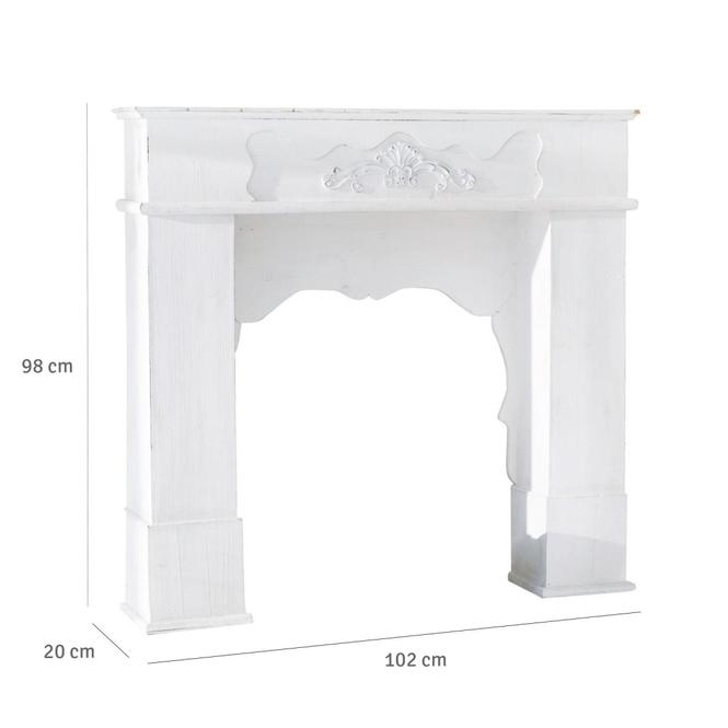 kaminkonsole margaux loberon coming home. Black Bedroom Furniture Sets. Home Design Ideas