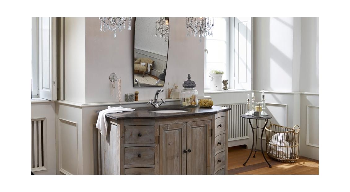 Einrichtungsidee Badezimmer im Barock-Stil | LOBERON