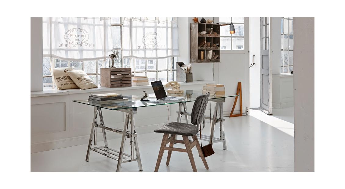 Einrichtungsidee Home Office Im Loft Loberon