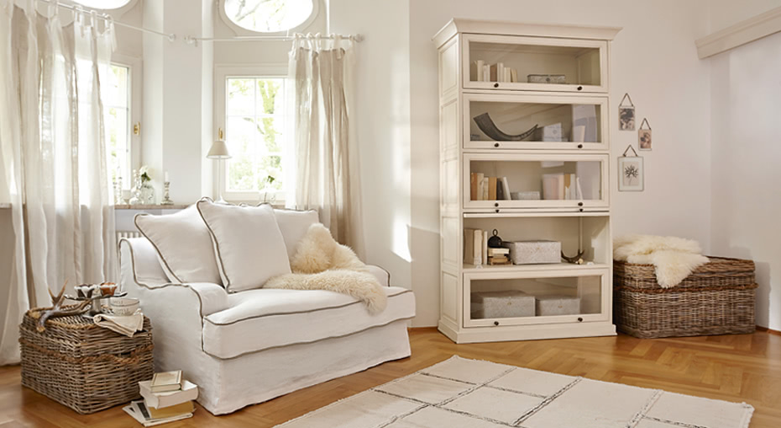gardinenstange caroline loberon. Black Bedroom Furniture Sets. Home Design Ideas