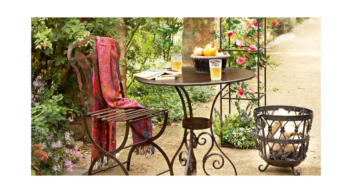 Einrichtungsidee Romantic Garden Loberon