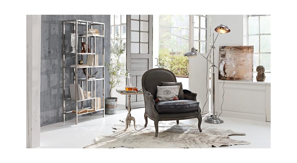 Französische Eleganz stilvoll arrangiert im Loft