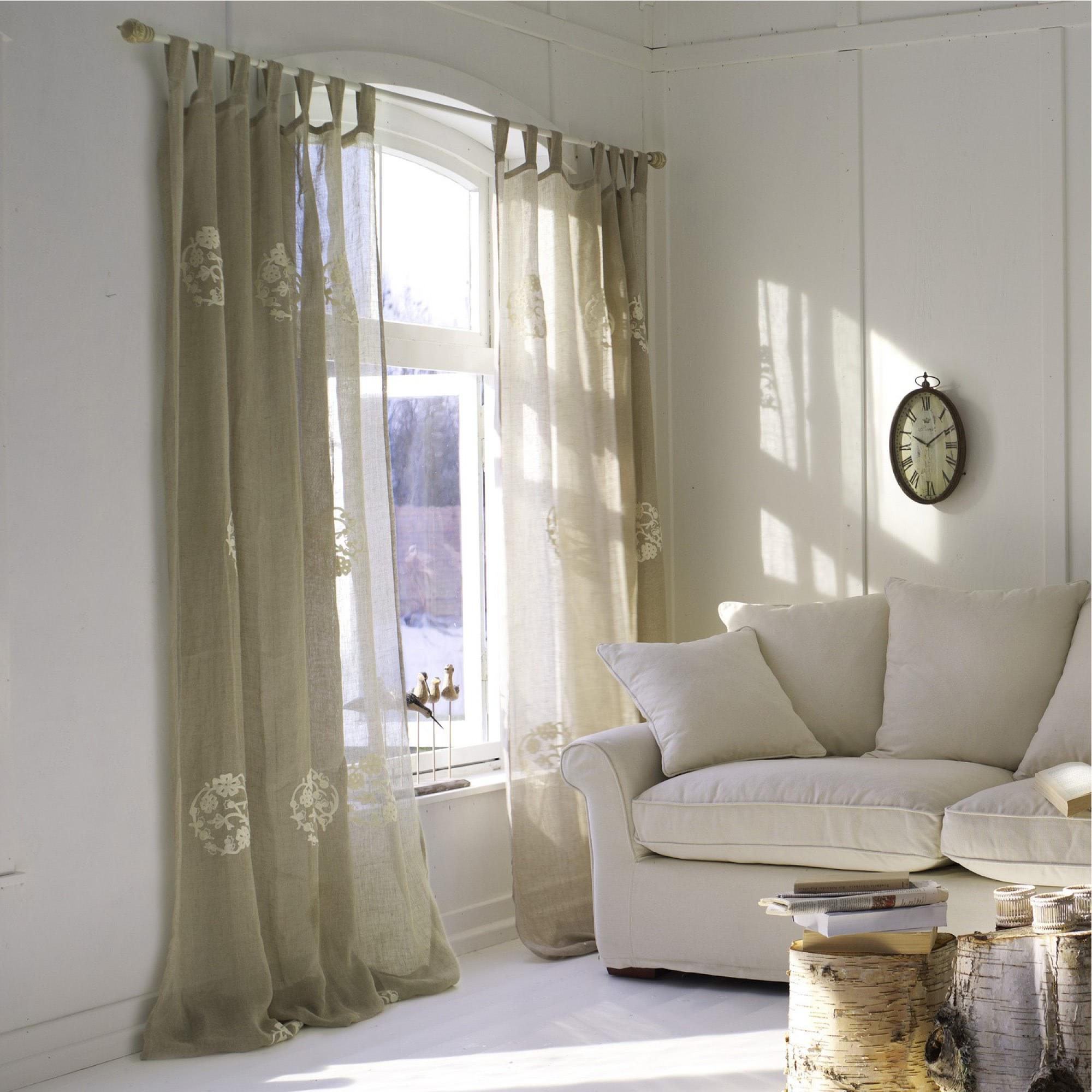 gardine faith loberon coming home. Black Bedroom Furniture Sets. Home Design Ideas