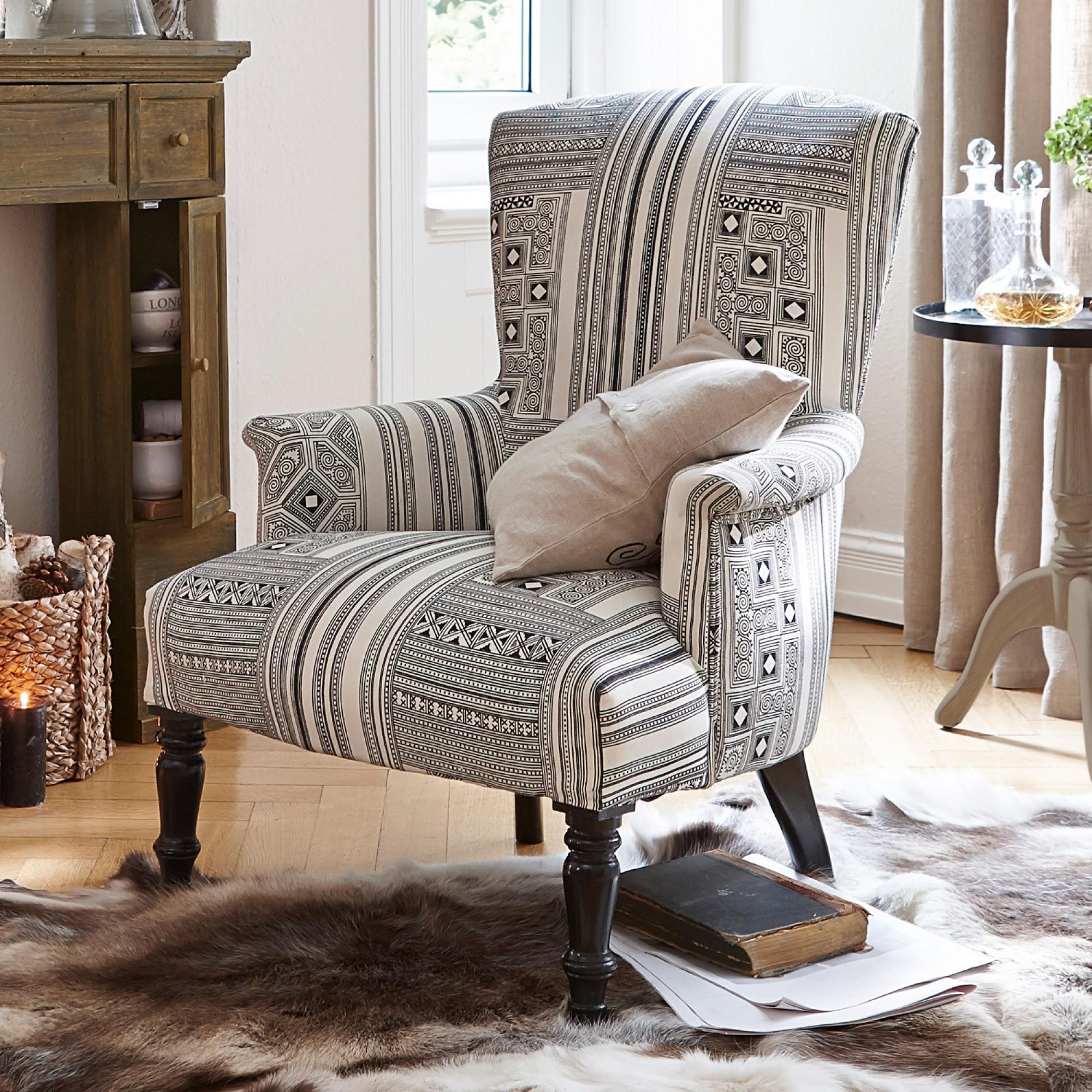 sessel oscar loberon coming home. Black Bedroom Furniture Sets. Home Design Ideas