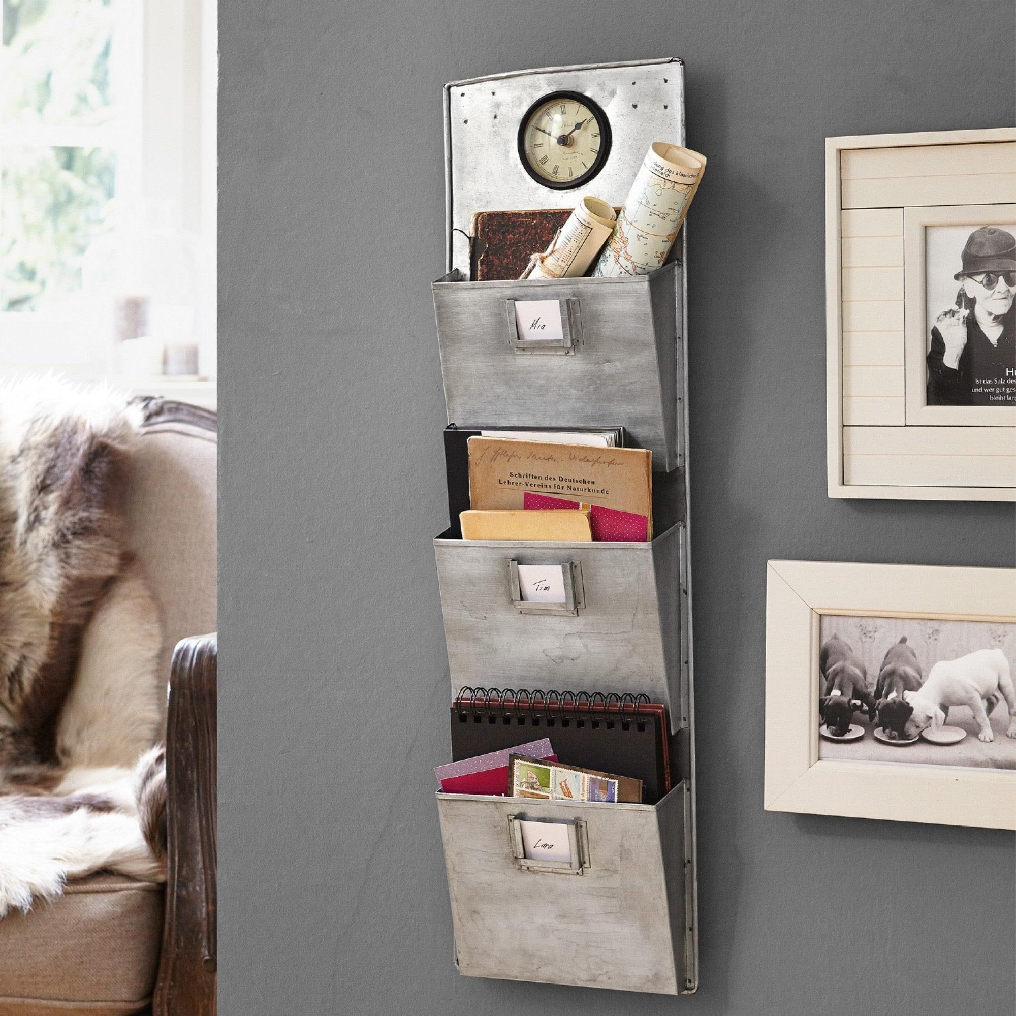 wandorganizer finnegan loberon coming home. Black Bedroom Furniture Sets. Home Design Ideas