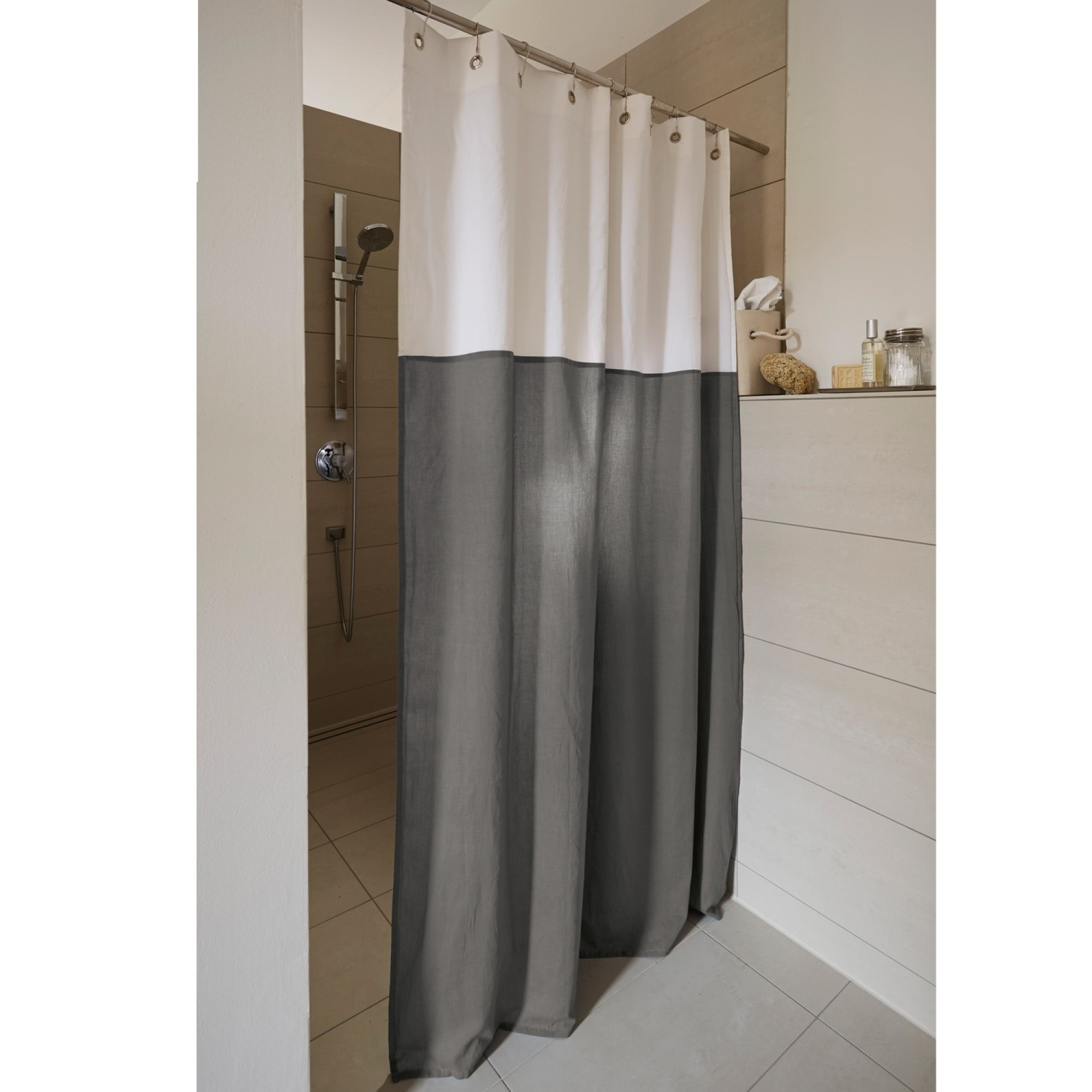 Duschvorhang Seilsystem duschvorhang seilsystem hausdesign pro