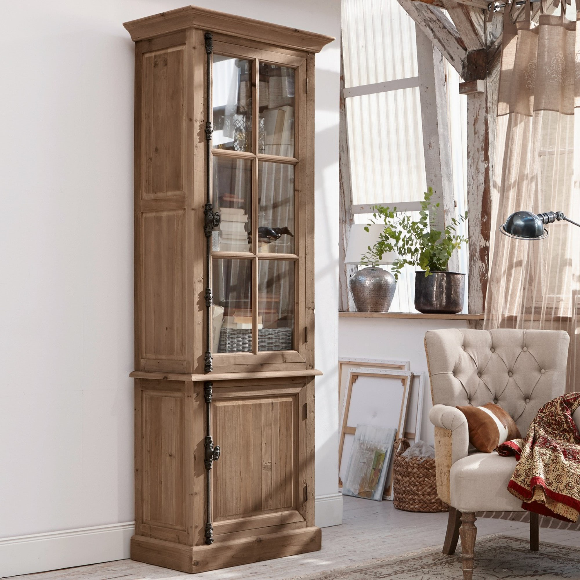 schrank webster loberon coming home. Black Bedroom Furniture Sets. Home Design Ideas
