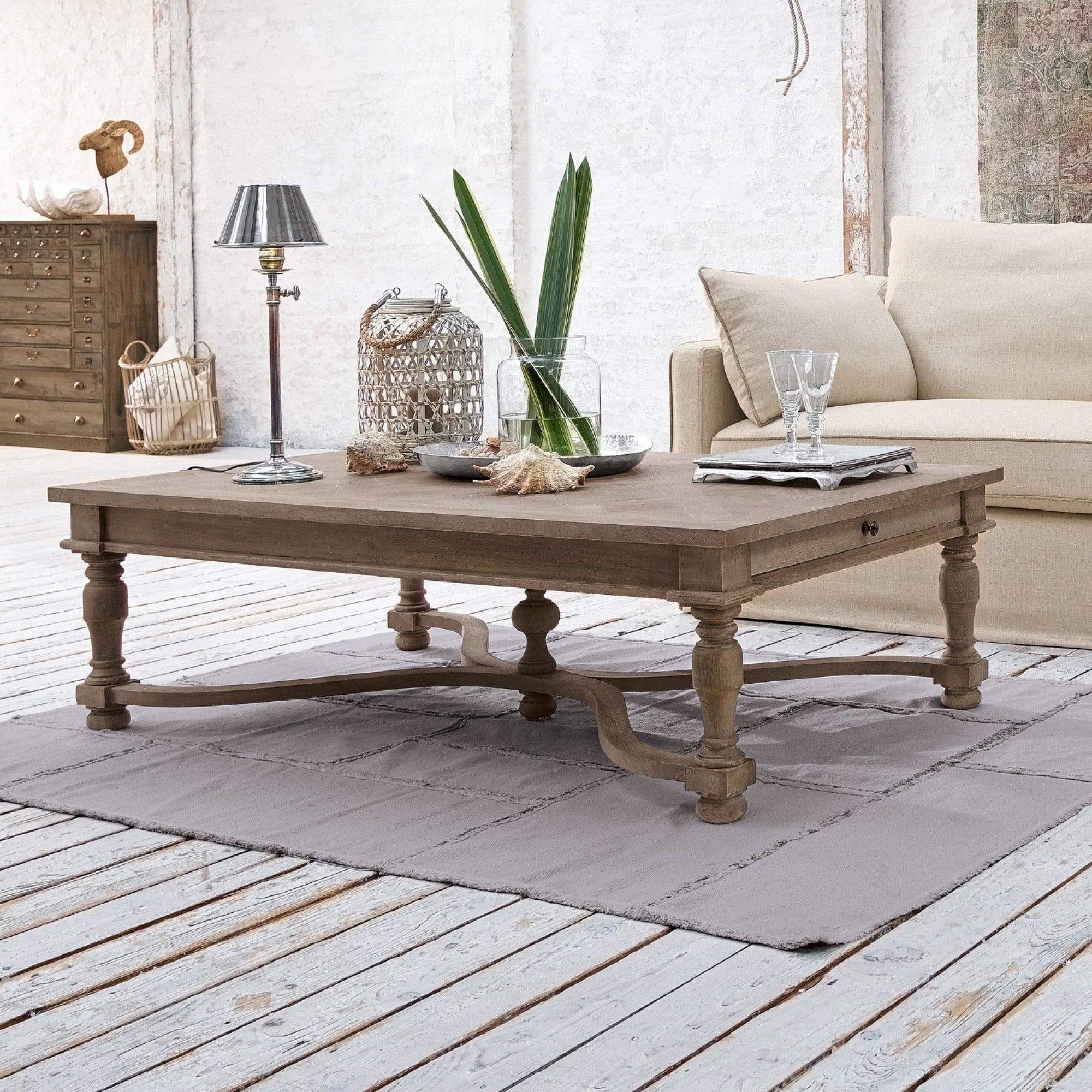 couchtisch stonington loberon coming home. Black Bedroom Furniture Sets. Home Design Ideas
