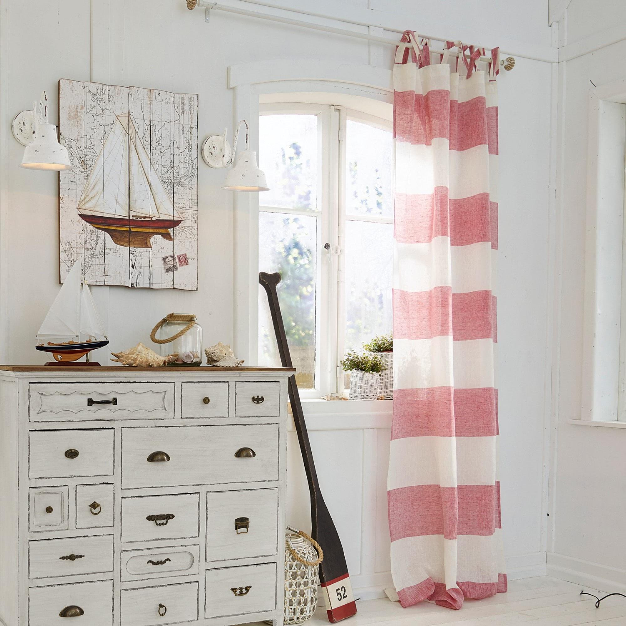 gardine mierta loberon coming home. Black Bedroom Furniture Sets. Home Design Ideas